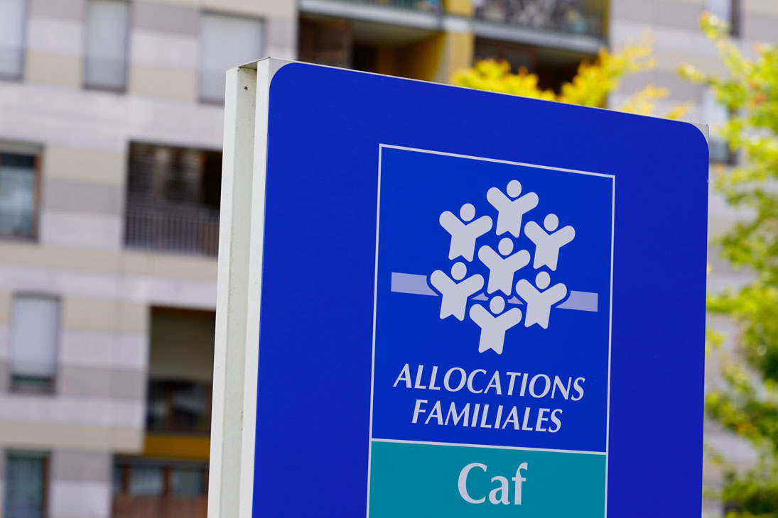 Photo : Caisse allocations familiales