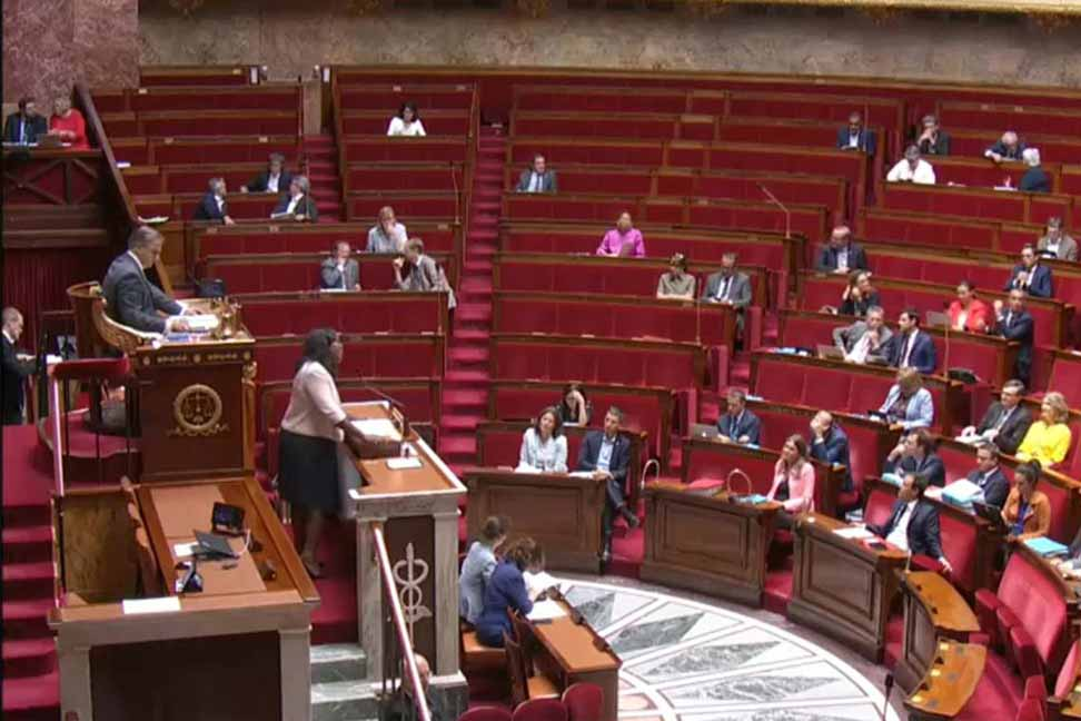 Photo de l'Assemblée-nationale